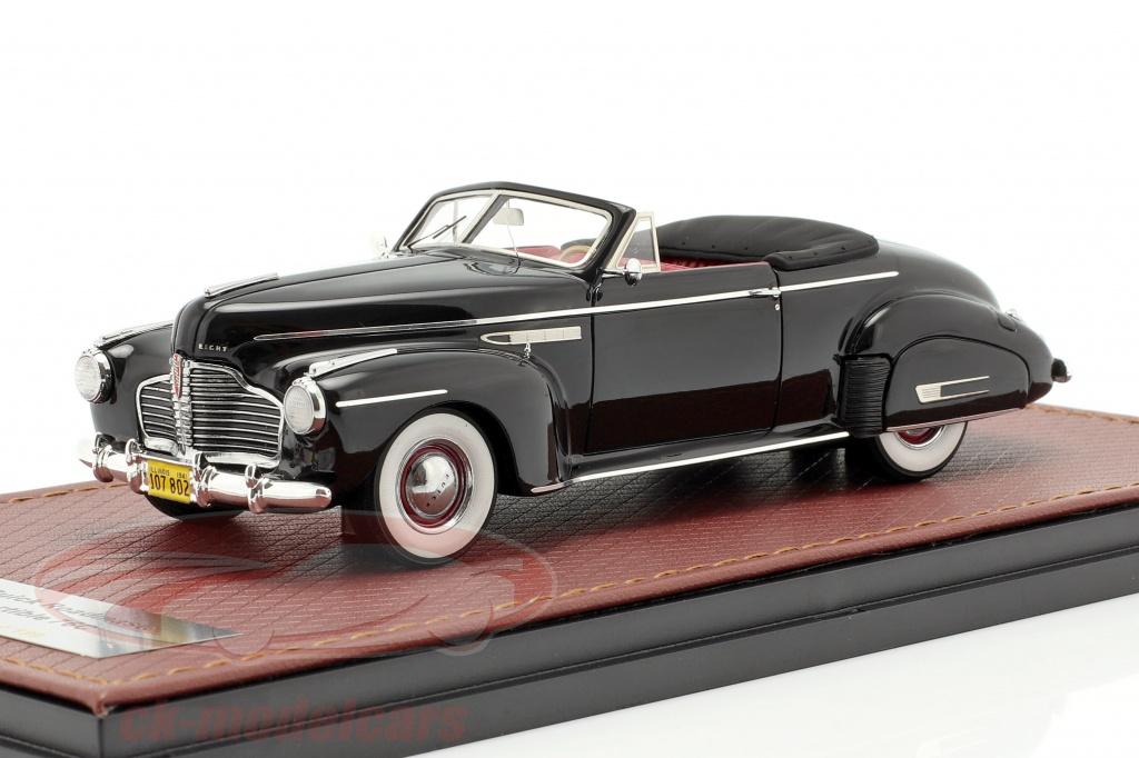 great-lighting-models-1-43-buick-roadmaster-convertible-76c-open-year-1941-black-glm107803/
