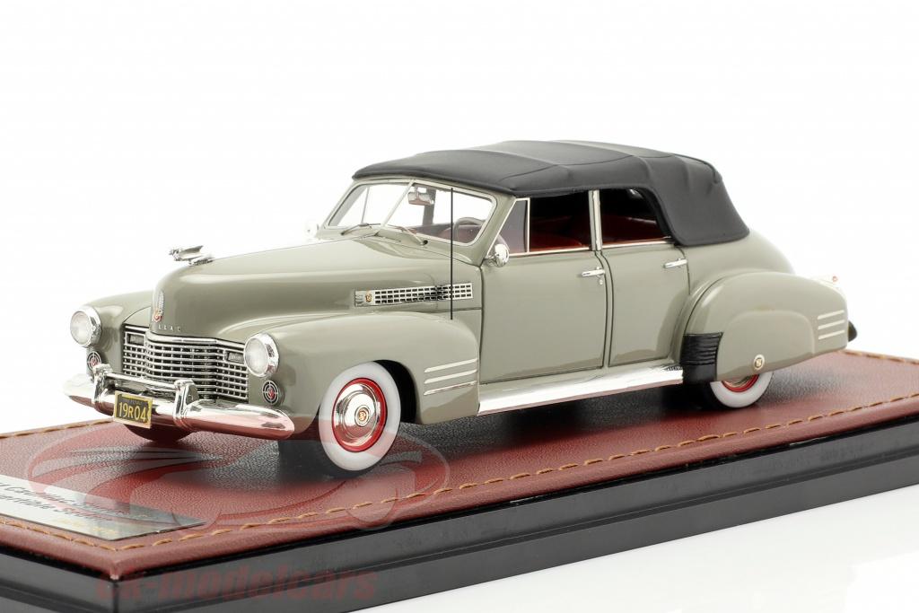 great-lighting-models-1-43-cadillac-series-62-convertible-sedan-ferme-annee-de-construction-1941-gris-glm119204/