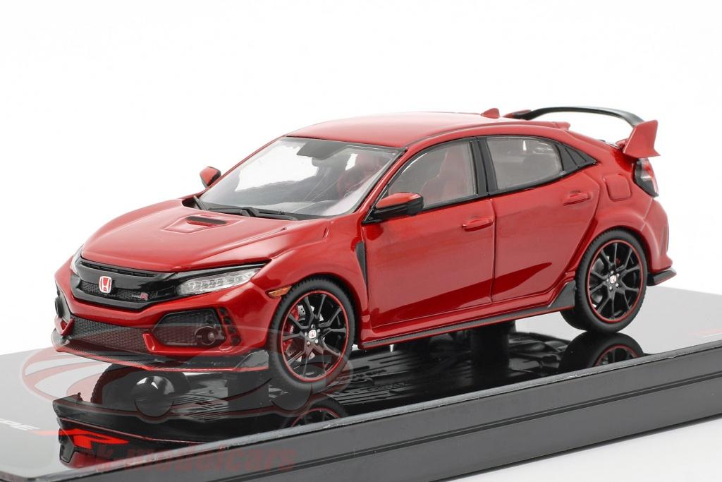 true-scale-1-43-honda-civic-type-r-lhd-ano-de-construcao-2017-rallye-vermelho-tsm430268/