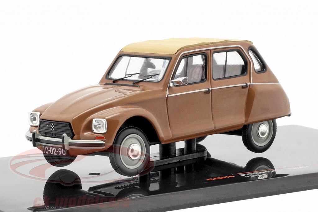 ixo-1-43-citroen-dyane-nazare-annee-de-construction-1982-brun-beige-clc307n/