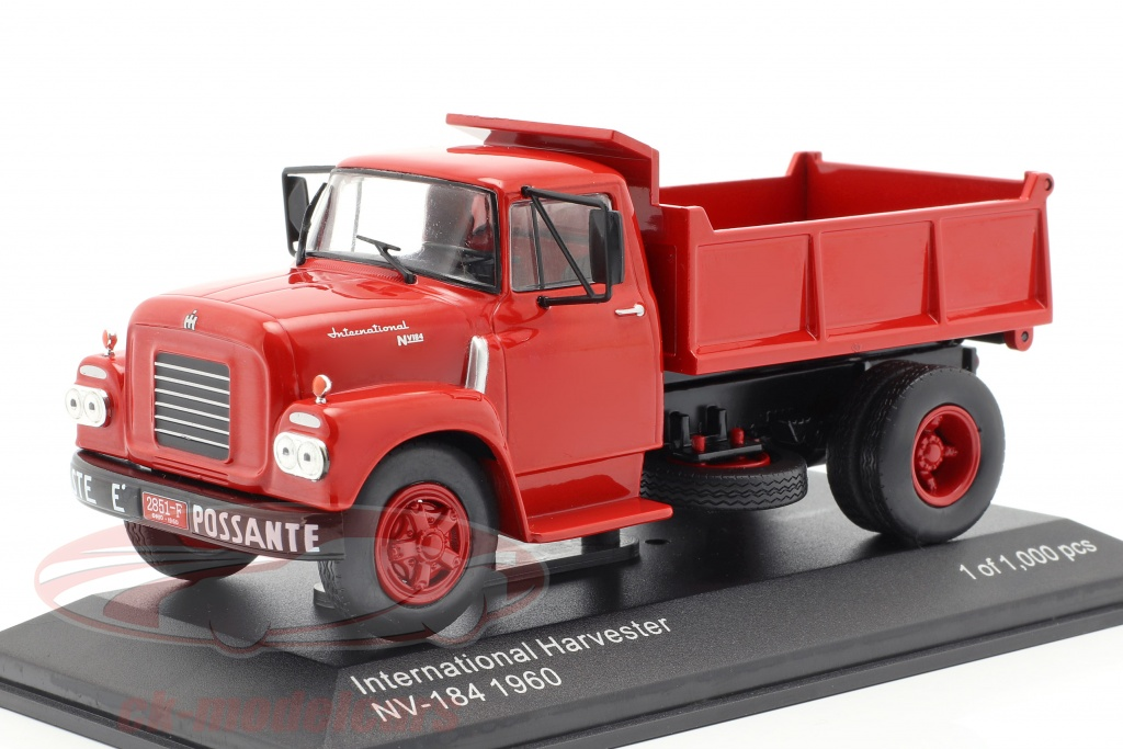 whitebox-1-43-international-harvester-ihc-nv-184-year-1960-red-wb271/