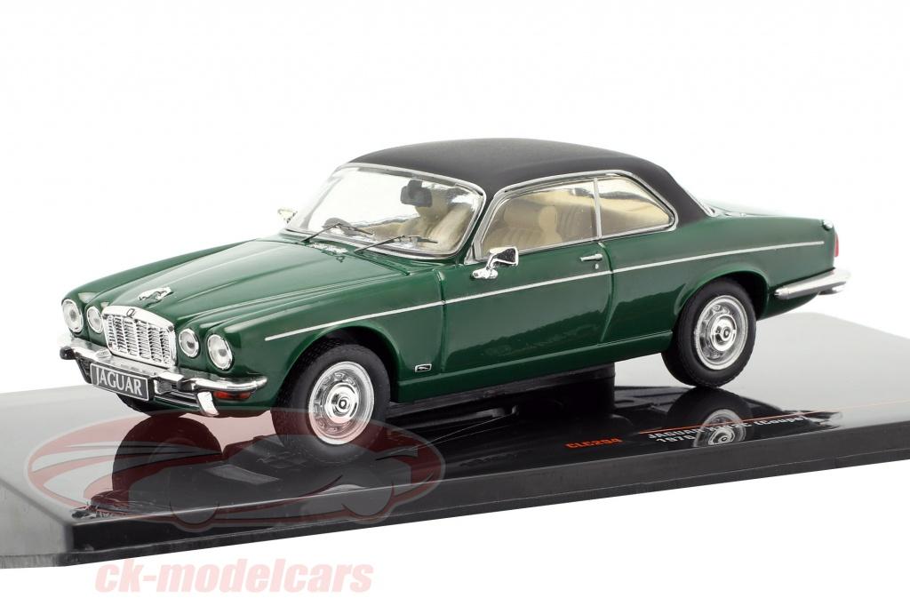 ixo-1-43-jaguar-xj12c-coupe-anno-di-costruzione-1976-verde-scuro-nero-clc294n/