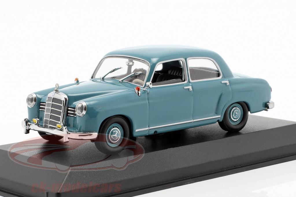 minichamps-1-43-mercedes-benz-180-w120-anno-di-costruzione-1955-azzurro-940033102/