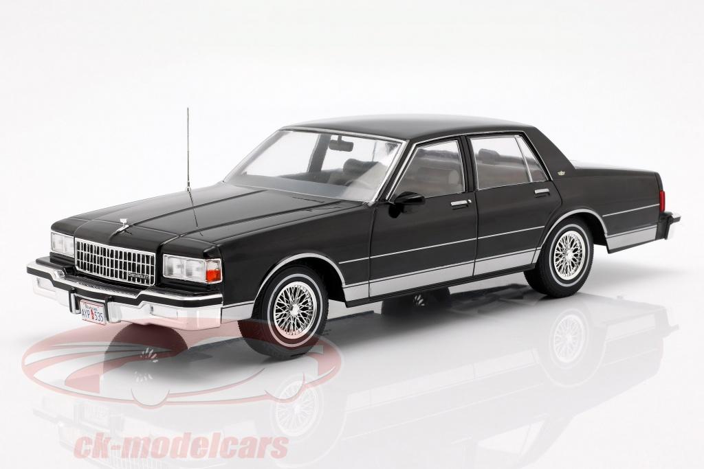 modelcar-group-1-18-chevrolet-caprice-anno-di-costruzione-1987-nero-mcg18113/