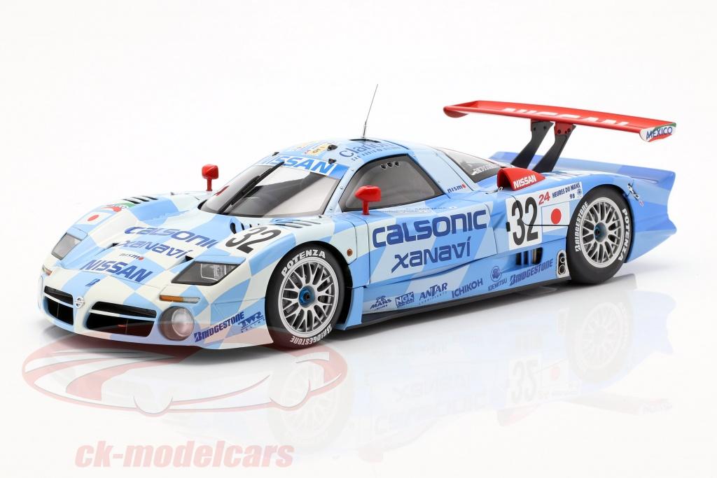 autoart-1-18-nissan-r390-gt1-no32-3rd-24h-lemans-1998-nissan-motorsports-89876/