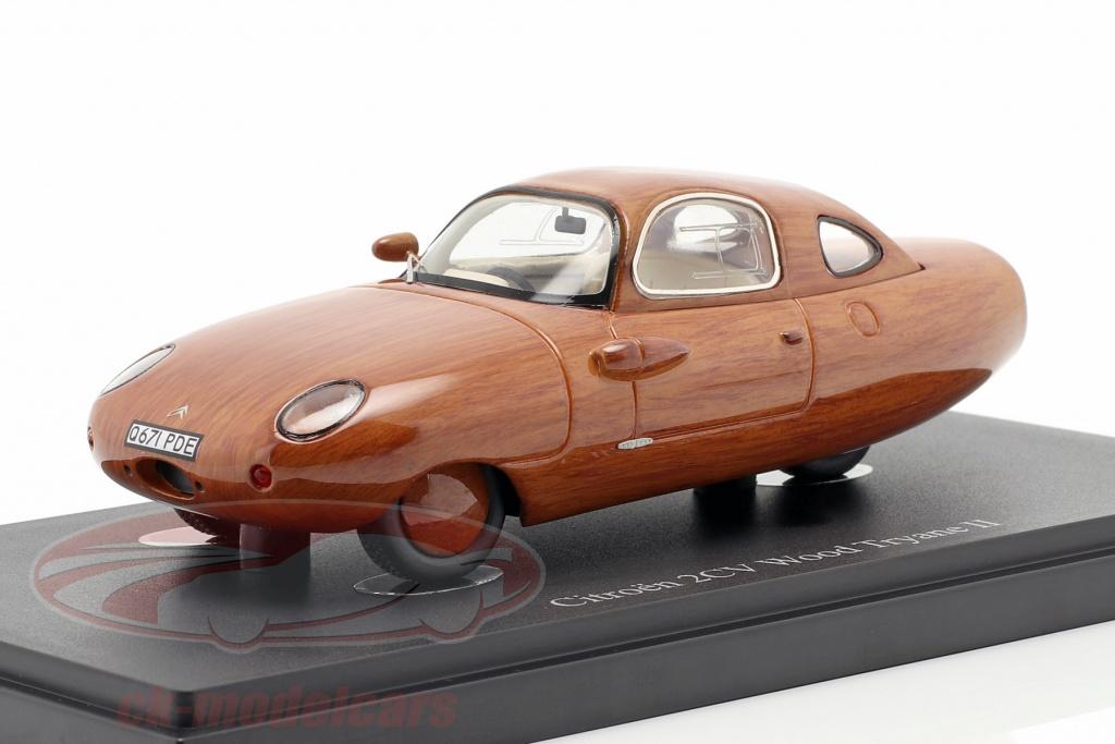 autocult-1-43-citroen-2cv-wood-tyrane-ii-ano-de-construccion-1986-marron-03017/