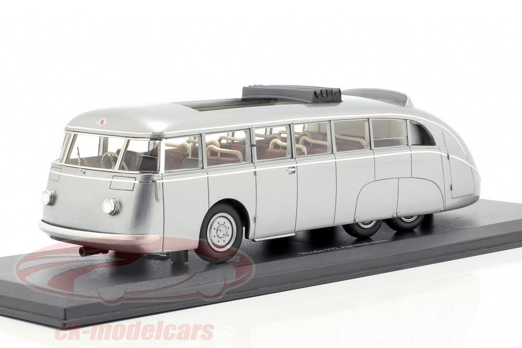 autocult-1-43-skoda-532-autobahnbus-bouwjaar-1938-zilver-10005/