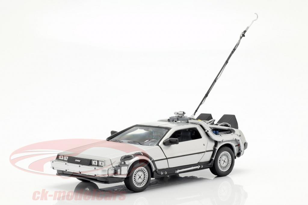 welly-1-24-3-bil-set-delorean-dmc-12-back-to-the-future-part-1-3-1985-90-22400/