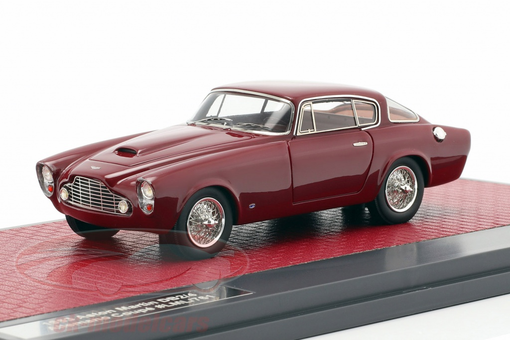 matrix-1-43-aston-martin-db-2-4-allemano-coupe-bouwjaar-1953-donker-rood-mx50108-011/