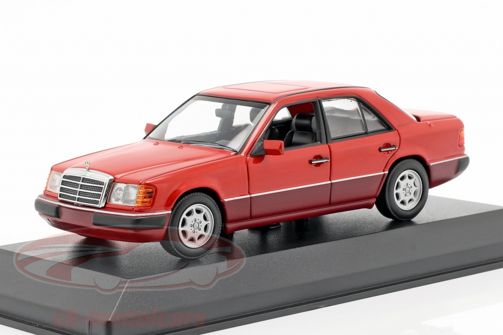 minichamps-1-43-mercedes-benz-230e-w124-anno-di-costruzione-1991-rosso-940037002/