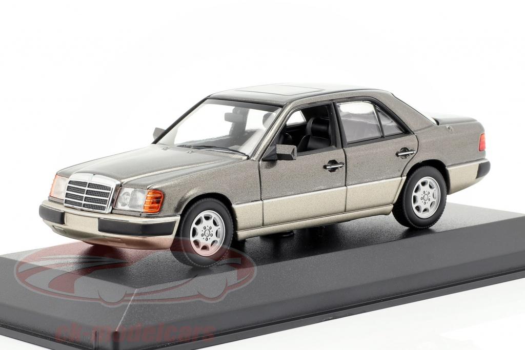 minichamps-1-43-mercedes-benz-230e-w124-bouwjaar-1991-grijs-metalen-940037004/