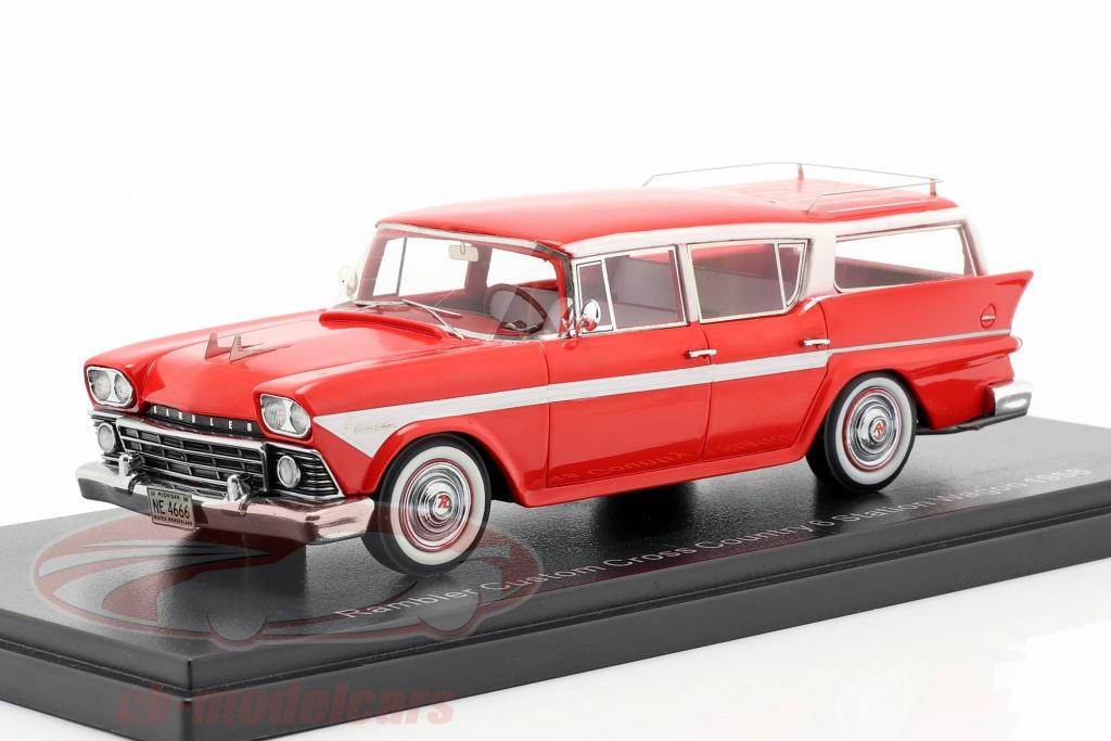 neo-1-43-rambler-custom-cross-country-6-station-wagon-anno-di-costruzione-1958-rosso-neo44666/