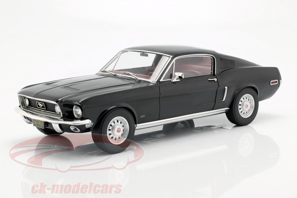norev-1-12-ford-mustang-fastback-ano-de-construcao-1968-preto-122700/