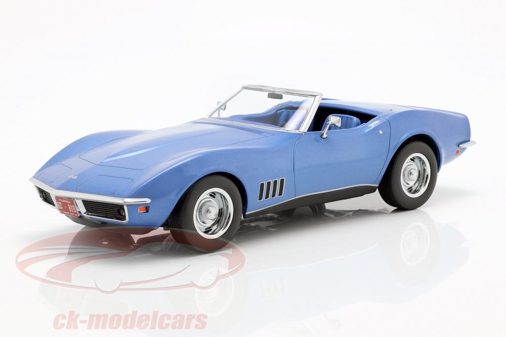 norev-1-18-chevrolet-corvette-convertible-ano-de-construccion-1969-azul-metalico-189035/
