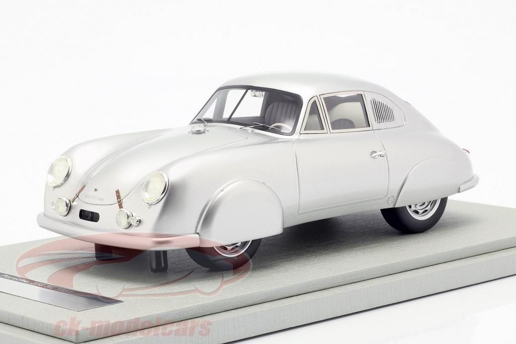 tecnomodel-1-18-porsche-356-sl-street-version-anno-di-costruzione-1951-argento-tm18-95d/