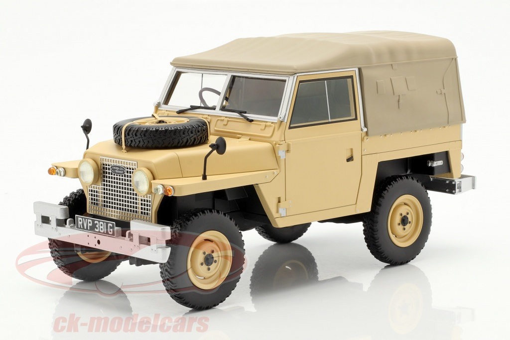 bos-models-1-18-land-rover-leightweight-series-iia-softtop-rhd-opfrselsr-1968-beige-bos381/