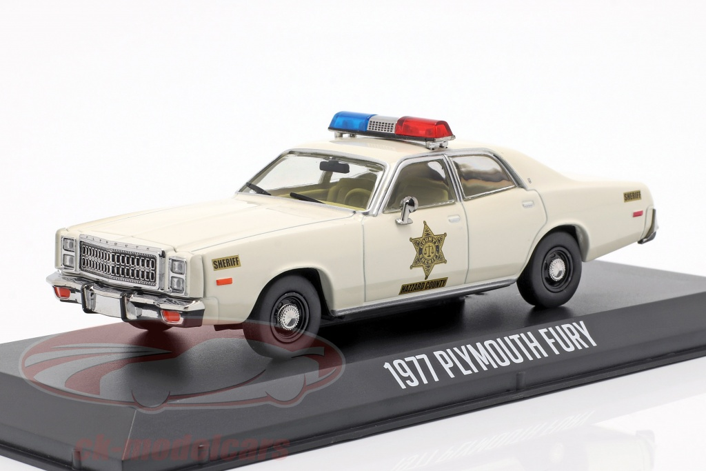 greenlight-1-43-plymouth-fury-hazard-county-sheriff-baujahr-1977-weiss-86558/