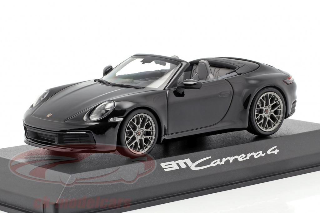 minichamps-1-43-porsche-911-992-carrera-4-cabriolet-noir-wap0201770k/