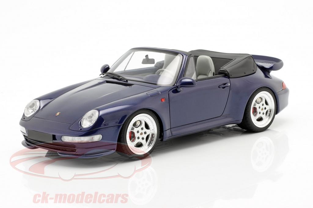 gt-spirit-1-18-porsche-911-993-turbo-cabriolet-year-1995-dark-blue-gt257/
