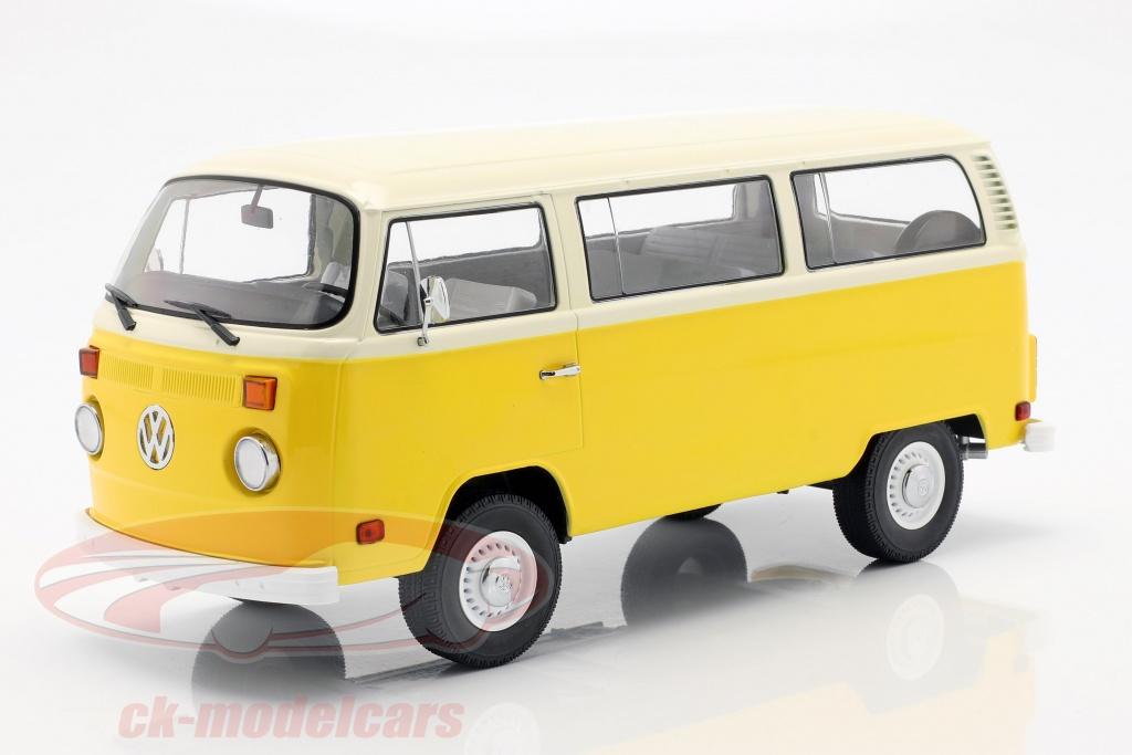 greenlight-1-18-volkswagen-vw-t2-bus-1978-movie-little-miss-sunshine-2006-yellow-19051/