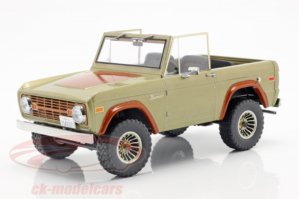 greenlight-1-18-ford-bronco-year-1970-tv-series-lost-2004-2010-brown-19057/