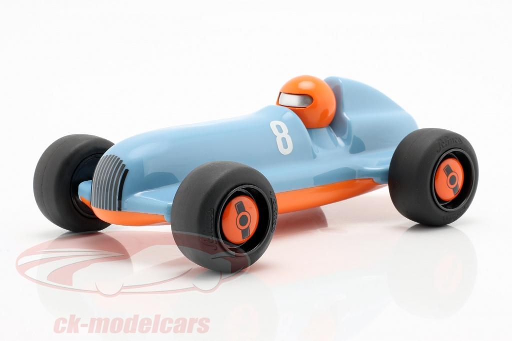 schuco-studio-racer-blue-pierre-no8-bleu-orange-450987200/