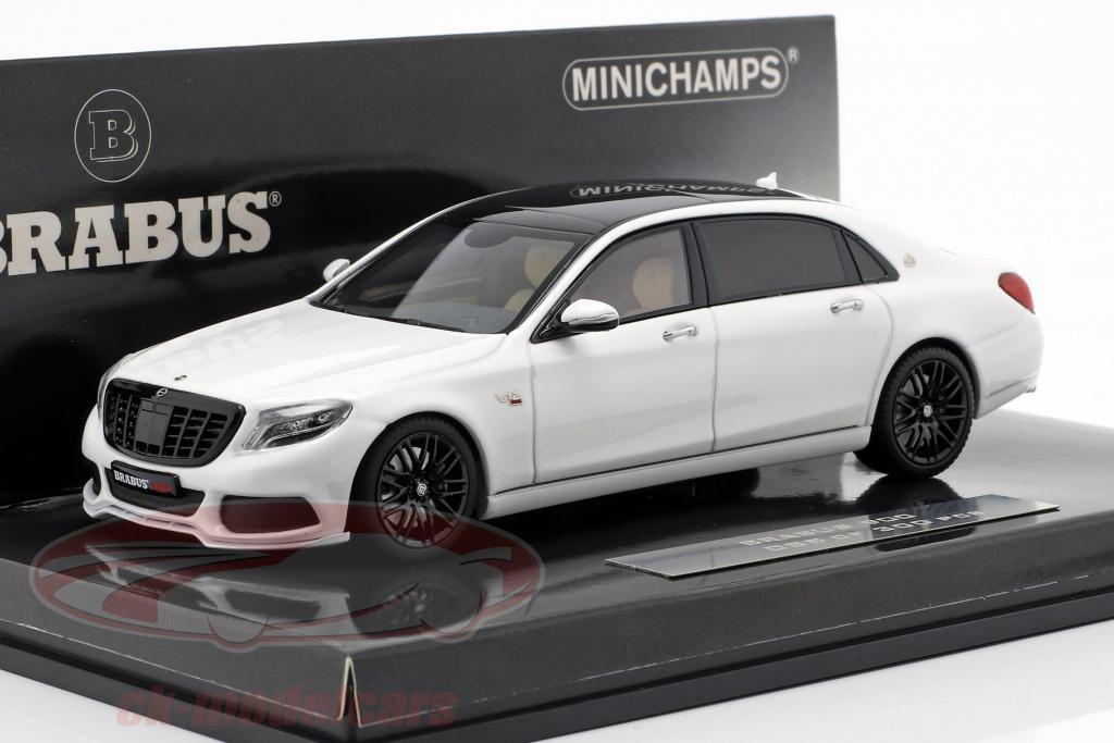 minichamps-1-43-maybach-brabus-900-base-sur-mercedes-benz-maybach-s600-2016-blanc-437035421/