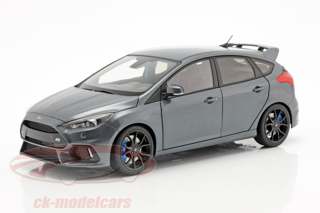 autoart-1-18-ford-focus-rs-year-2016-stealth-grey-72954/