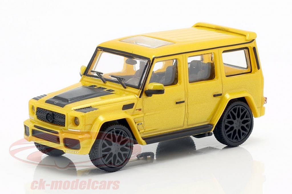 minichamps-1-87-brabus-850-60-biturbo-widestar-based-on-mercedes-benz-amg-g63-year-2015-yellow-870037104/