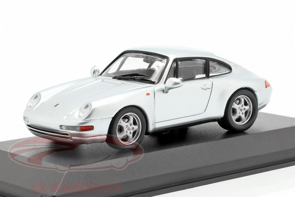 minichamps-1-43-porsche-911-993-year-1993-silver-940063001/