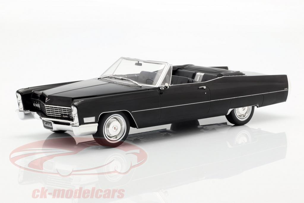 kk-scale-1-18-cadillac-deville-converteerbaar-bouwjaar-1968-zwart-kkdc180311/