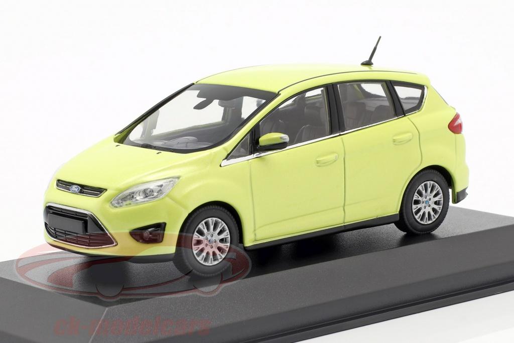minichamps-1-43-ford-c-max-yellow-ck28398/
