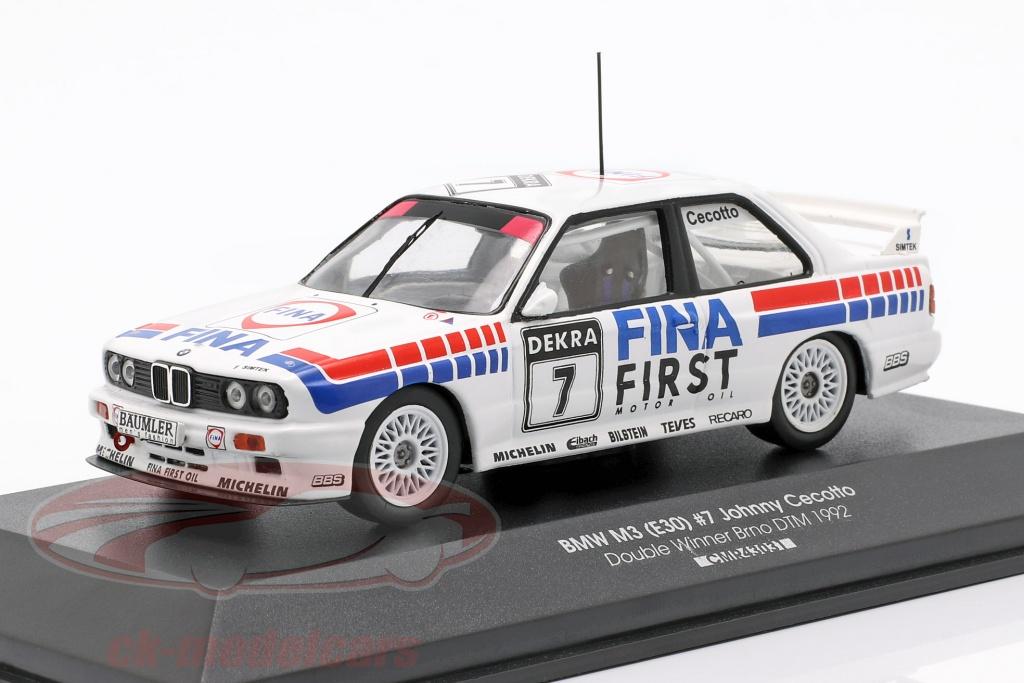 cmr-1-43-bmw-m3-e30-no7-tweevoudig-winnaar-brno-dtm-1992-johnny-cecotto-cmr43031/
