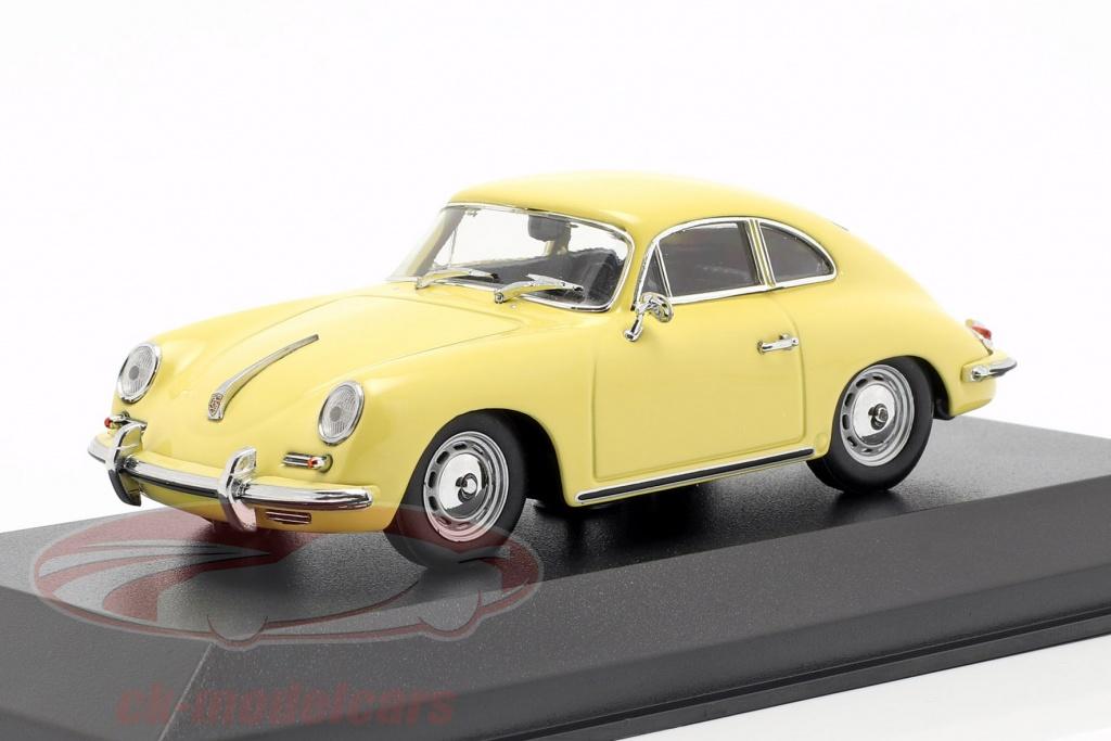 minichamps-1-43-porsche-356-b-coupe-bouwjaar-1961-geel-940064300/