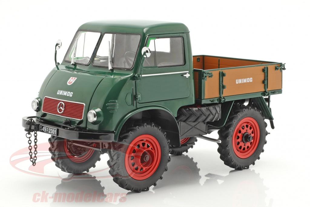 schuco-1-18-mercedes-benz-unimog-401-opfrselsr-1953-56-grn-450016700/
