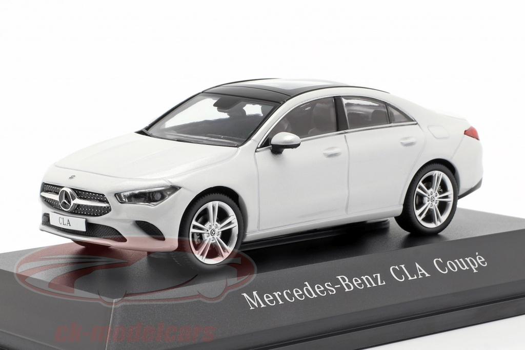 spark-1-43-mercedes-benz-cla-coupe-c118-bouwjaar-2019-digital-wit-b66960470/