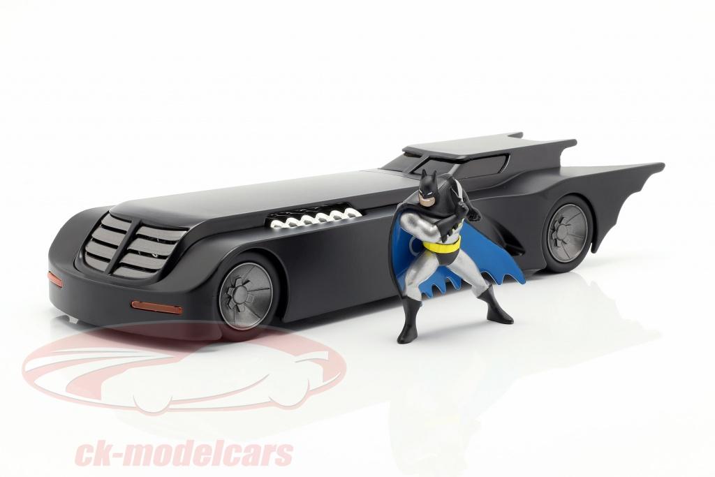 jadatoys-1-24-batmobile-batman-figuur-animated-series-zwart-253215007/