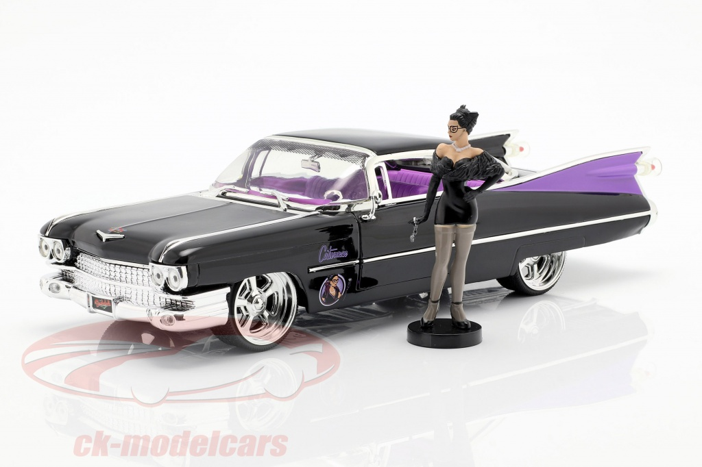 jadatoys-1-24-cadillac-coupe-deville-1959-with-figure-catwoman-dc-comics-253255006/