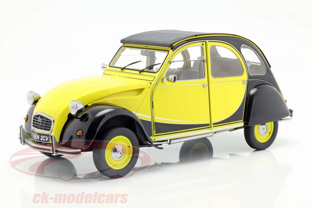 premium-x-1-8-citroen-2cv-charleston-bouwjaar-1982-geel-zwart-pr8-004a/