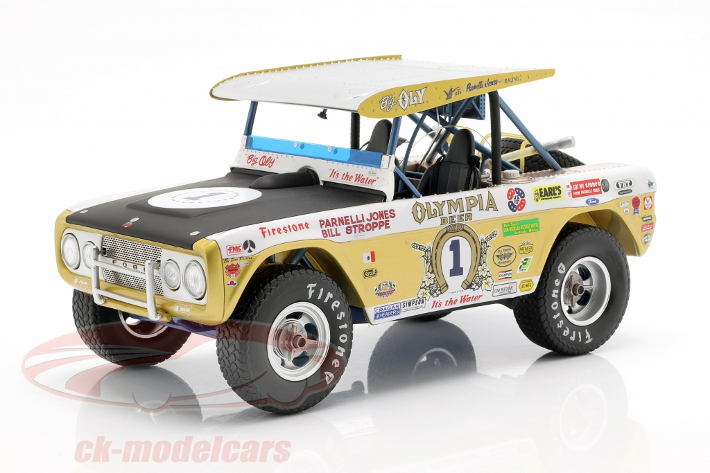 gmp-1-18-ford-bronco-big-oly-no1-baja-1000-champion-1971-jones-stroppe-rar18001/