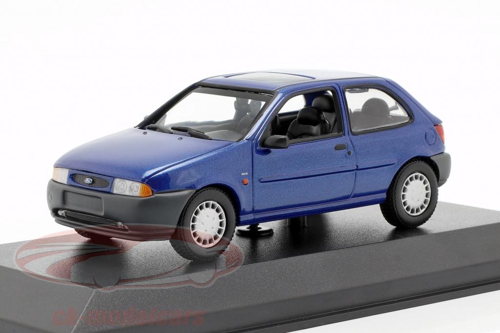 minichamps-1-43-ford-fiesta-baujahr-1995-blau-metallic-940085061/