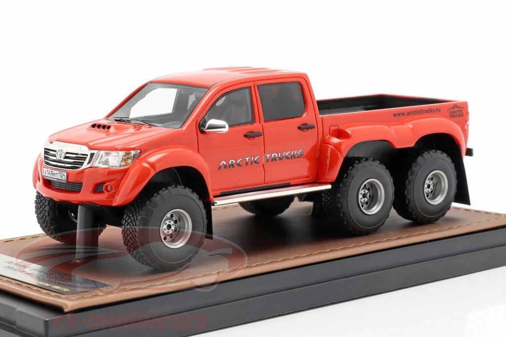 1-43-toyota-hilux-at44-6x6-arctic-truck-pick-up-2014-dark-orange-glm-glm300901/