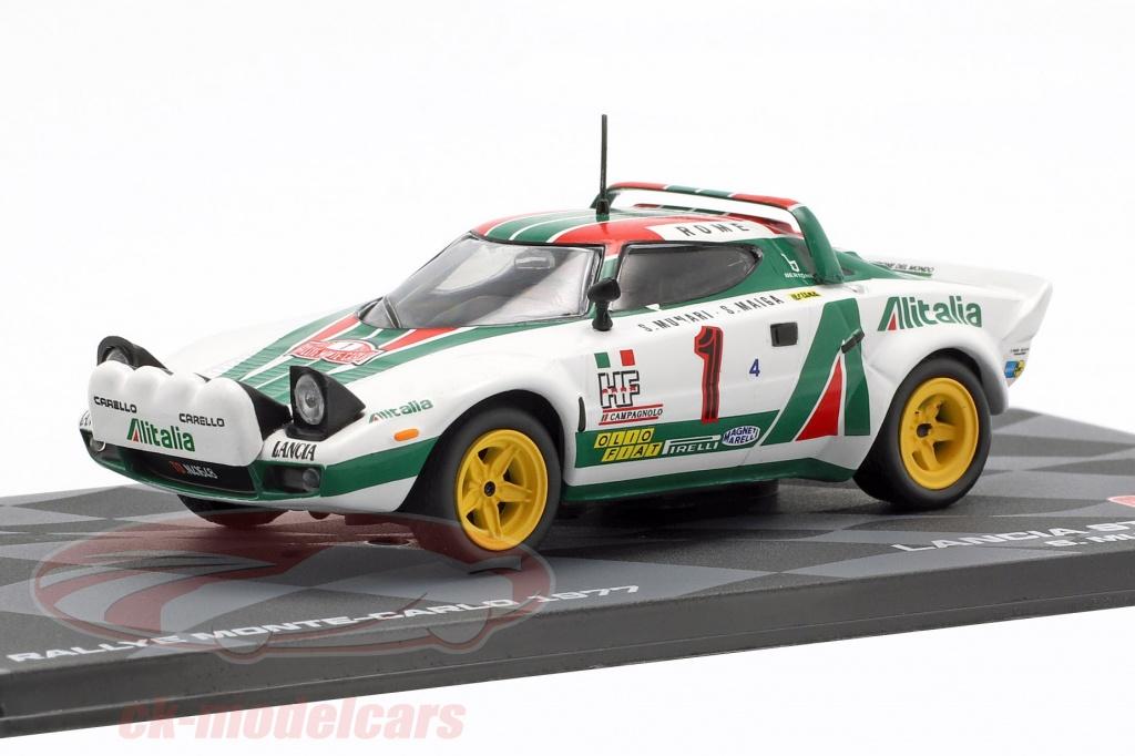 altaya-1-43-lancia-stratos-hf-no1-vinder-rallye-monte-carlo-1977-munari-maiga-ck57458/