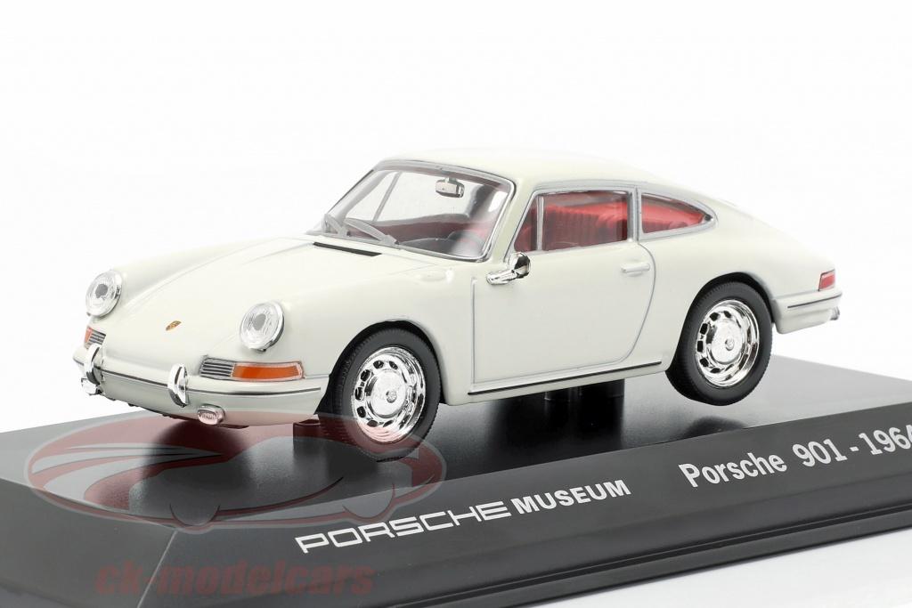 welly-1-43-porsche-901-r-1964-hvid-porsche-museum-edition-map01990113/