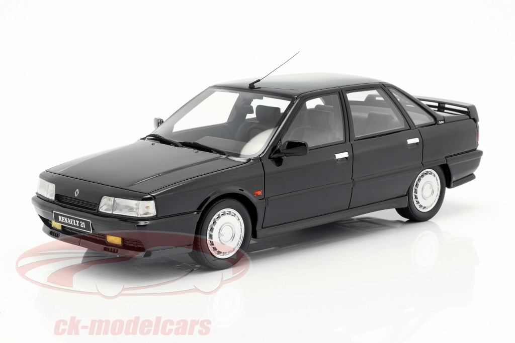 ottomobile-1-18-renault-21-turbo-ph1-ano-de-construccion-1986-negro-ot798/