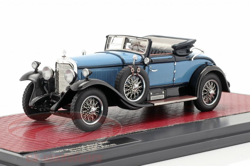matrix-1-43-mercedes-benz-630k-sport-cabriolet-hibbard-og-darrin-bent-opfrselsr-1927-bl-mx41302-201/