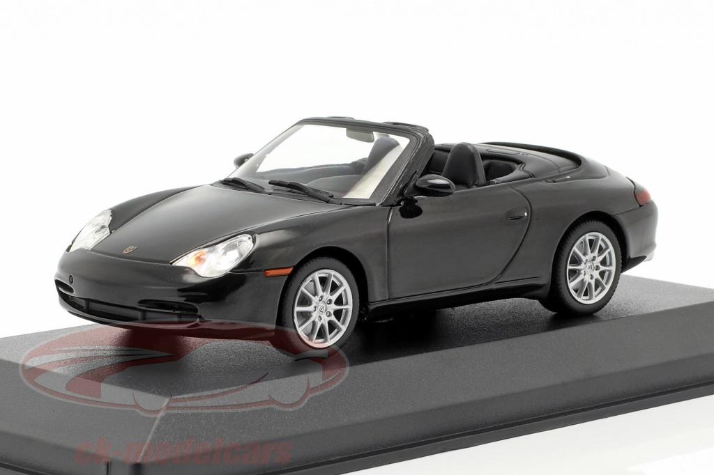 minichamps-1-43-porsche-911-996-cabriolet-opfrselsr-2001-sort-metallisk-940061030/
