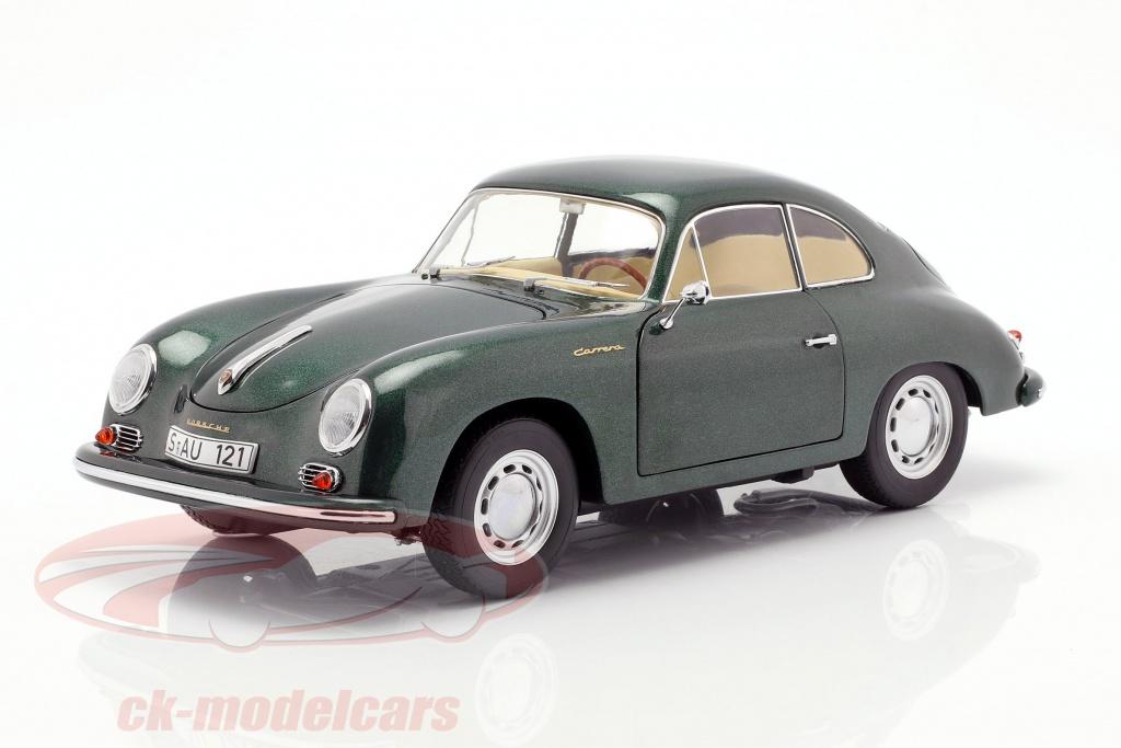 schuco-1-18-porsche-356-a-carrera-coupe-verde-oscuro-450031400/