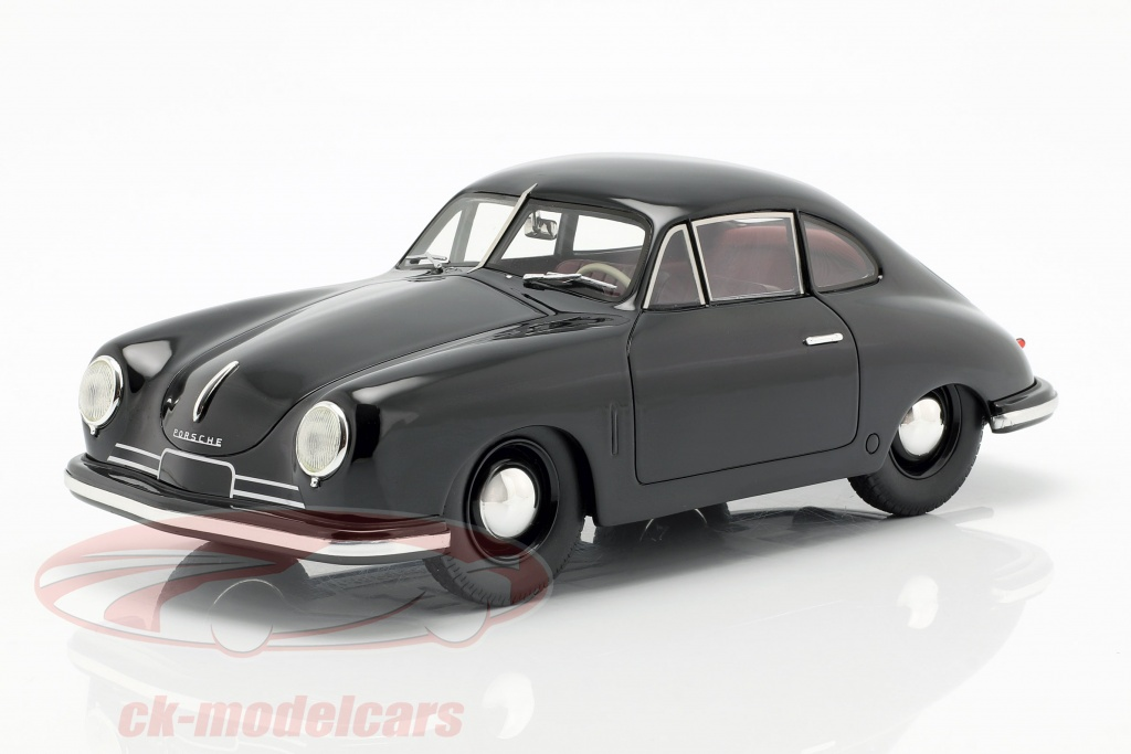 schuco-1-18-porsche-356-gmuend-coupe-zwart-450025200/