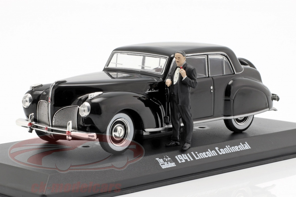 greenlight-1-43-lincoln-continental-1941-movie-the-godfather-with-figure-black-86552/